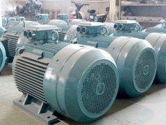 高压电机进水受潮的维护方法