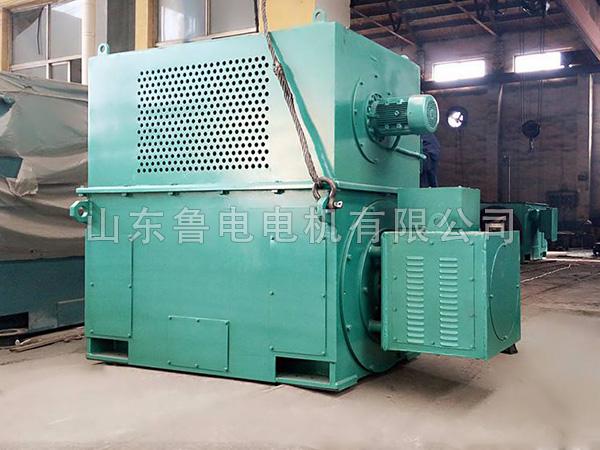 高效率高压电机